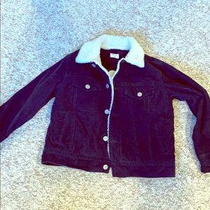 Boys corduroy Jean jacket